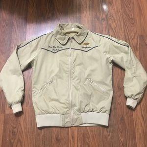 80's Tropicana Bomber Jacket